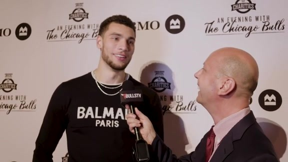 An Evening with the Chicago Bulls: Zach LaVine