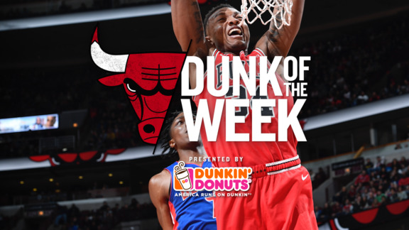 Dunk of the Week - 10.23.18