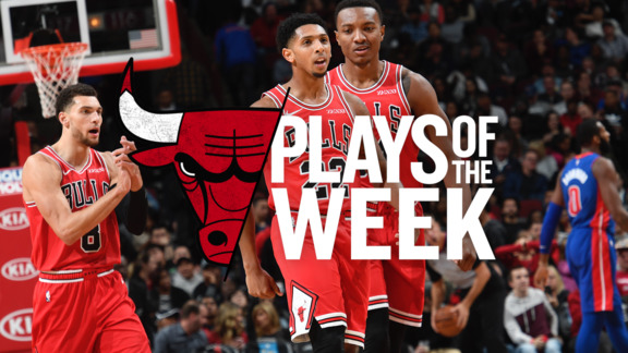 Plays of the Week - 10.29.18