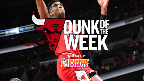 Dunk of the Week - 11.5.18