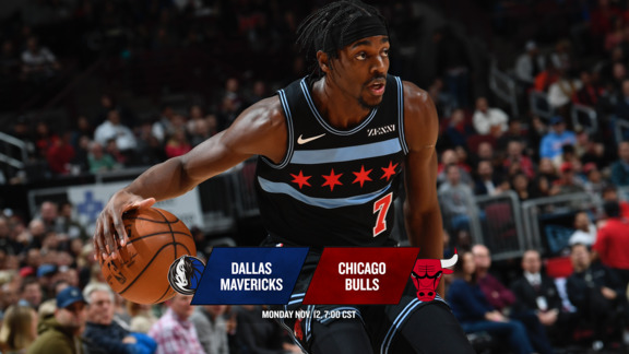 BullsTV Preview: Bulls vs. Mavericks - 11.12.18
