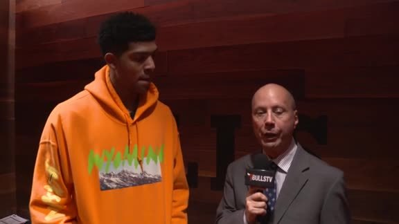 Inside the Locker Room: Chandler Hutchison - 11.12.18
