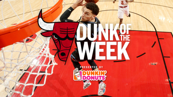 Dunk of the Week - 11.14.18