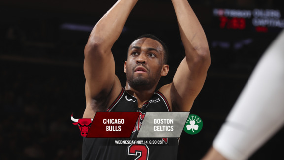 BullsTV Preview: Bulls at Celtics - 11.14.18