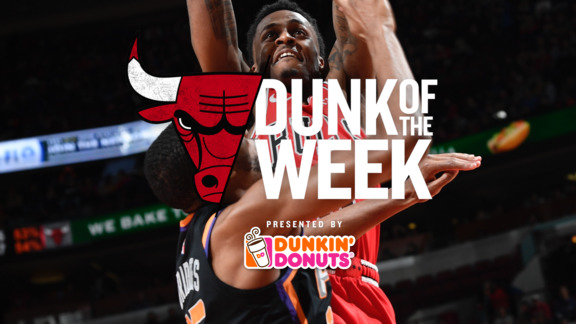 Dunk of the Week - 11.24.18