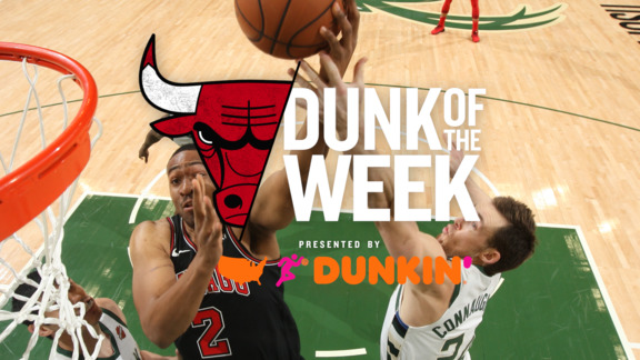Dunk of the Week - 12.1.18