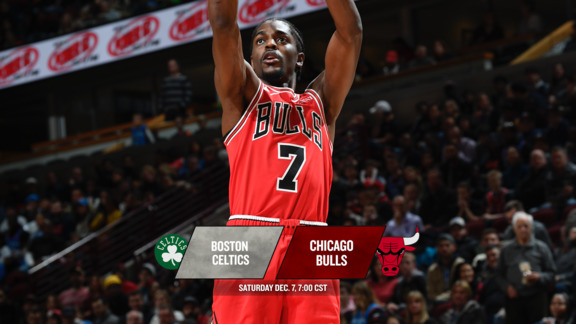BullsTV Preview: Bulls vs. Celtics - 12.8.18