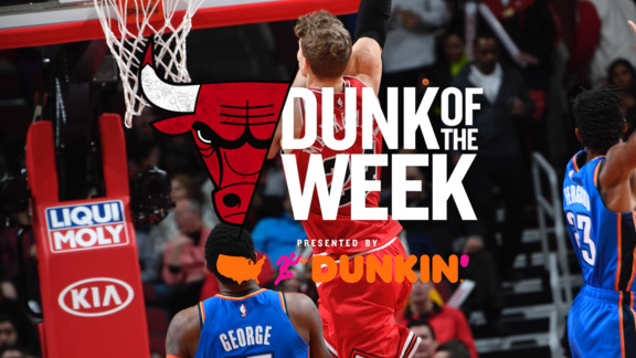 Dunk of the Week - 12.8.18