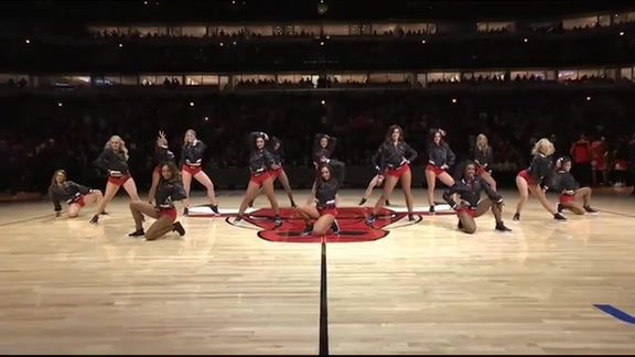 2018-19 Chicago Luvabulls Performance: 11.21.18