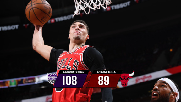 BullsTV Recap: Kings 108, Bulls 89 - 12.10.18