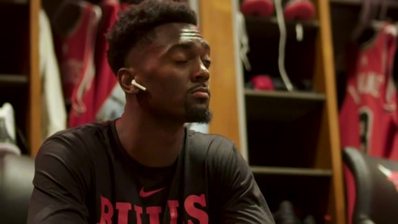 How Bobby Portis prepares for gameday