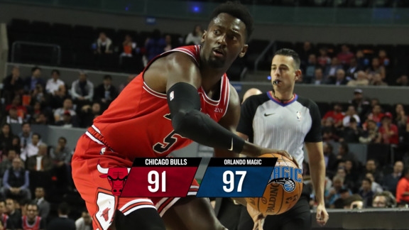 BullsTV Recap: Bulls 91, Magic 97 - 12.13.18