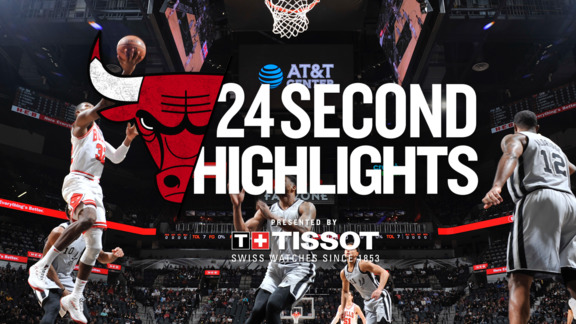 Tissot 24 Second Highlights - 12.16.18