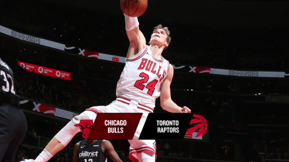 BullsTV Preview: Bulls at Raptors - 12.30.18