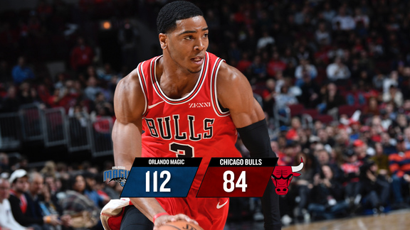 BullsTV Recap: Magic 112, Bulls 84 - 1.2.19