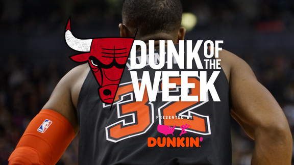 Dunk of the Week - 1.4.19
