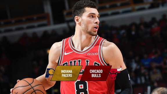 BullsTV Preview: Bulls vs. Pacers - 1.4.19