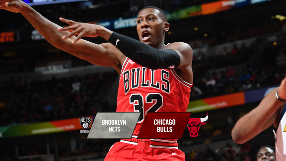 BullsTV Preview: Bulls vs. Nets - 1.6.18