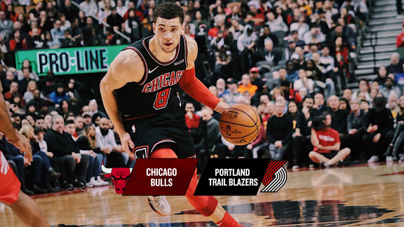 BullsTV Preview: Bulls at Trail Blazers - 1.9.19