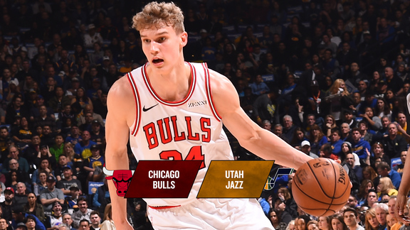 BullsTV Preview: Bulls at Jazz - 1.12.19