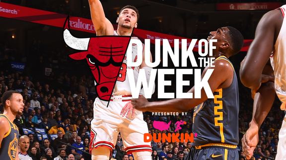 Dunk of the Week - 1.13.19