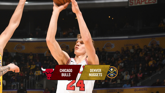 BullsTV Preview: Bulls at Denver - 1.17.19