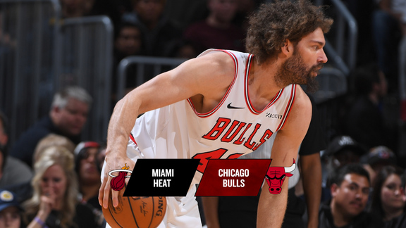 BullsTV Preview: Bulls vs Heat - 1.19.19