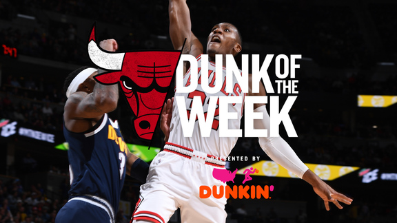 Dunk of the Week - 1.20.19