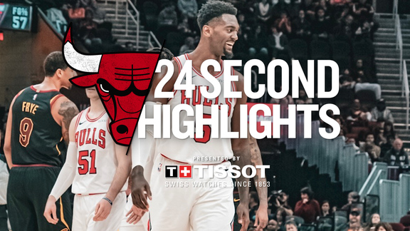 Tissot 24-Second Highlight - 1.21.19