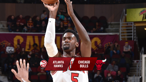 BullsTV Preview: Bulls vs. Hawks - 1.23.19