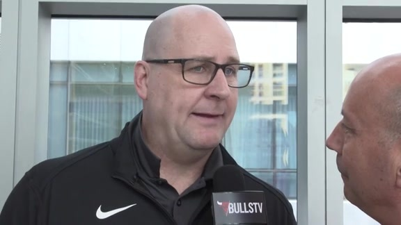 BullsTV Coaches Interview: Jim Boylen - 1.30.19