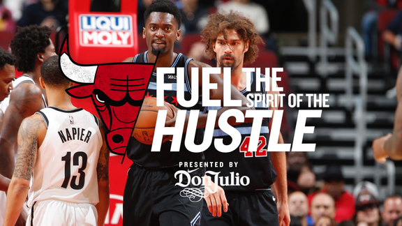 Hustle Plays of the Month - January