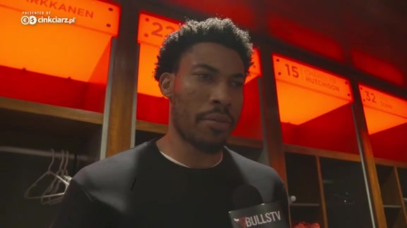 Inside the Locker Room: Otto Porter Jr. - 3.13.19