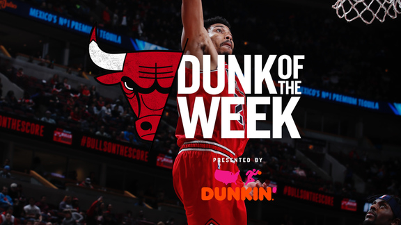 Dunk of the Week - 2.13.19