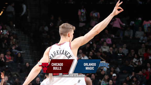 BullsTV Preview: Bulls at Magic - 2.22.19