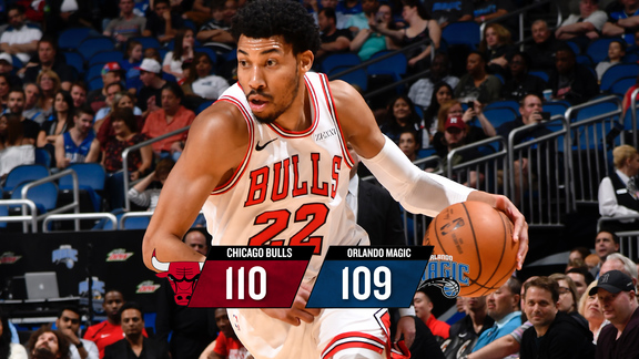 BullsTV Recap: Bulls 110, Magic 109 - 2.22.19