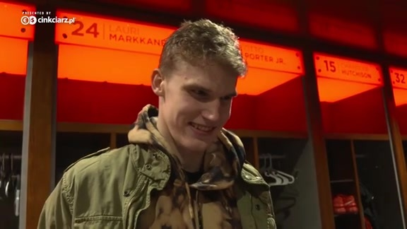 Inside the Locker Room: Lauri Markkanen - 2.23.19