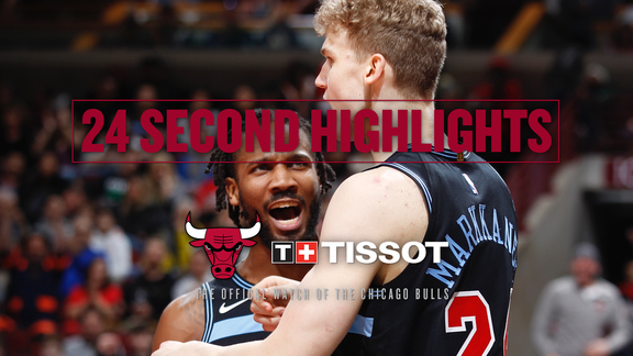 Tissot 24-Second Recap vs. Celtics - 2.23.19