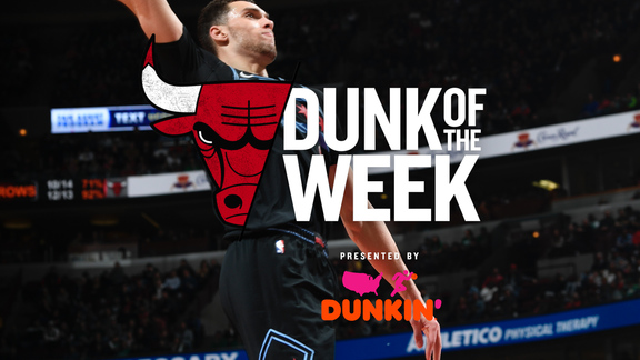 Dunk of the Week - 2.23.19