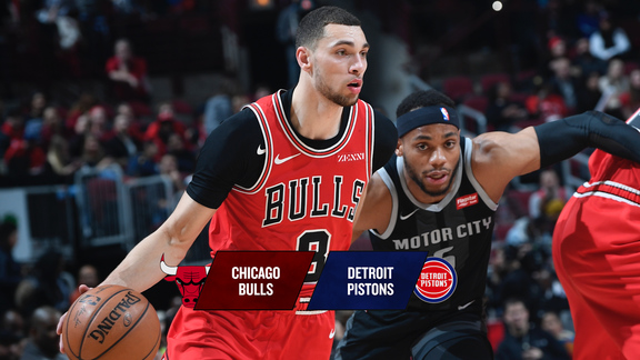 BullsTV Preview: Bulls at Pistons - 3.10.19