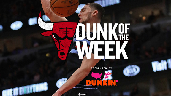 Dunk of the Week - 3.10.19