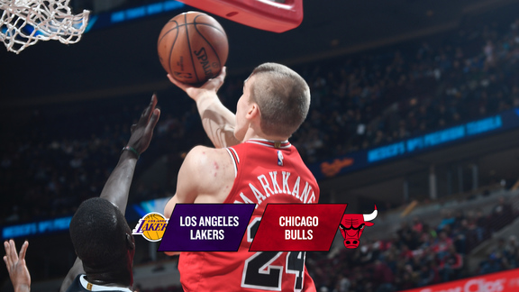 BullsTV Preview: Bulls vs. Lakers - 3.12.19