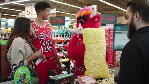 Illinois Lottery - featuring Chandler Hutchison