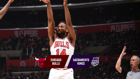 BullsTV Preview: Bulls at Kings - 3.17.19