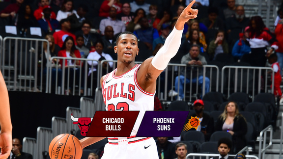 BullsTV Preview: Bulls at Suns - 3.18.19