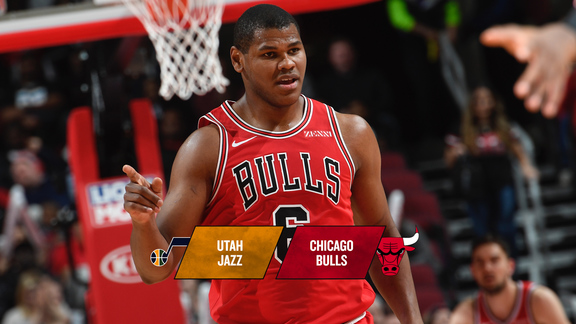 BullsTV Preview: Bulls vs. Jazz - 3.23.19