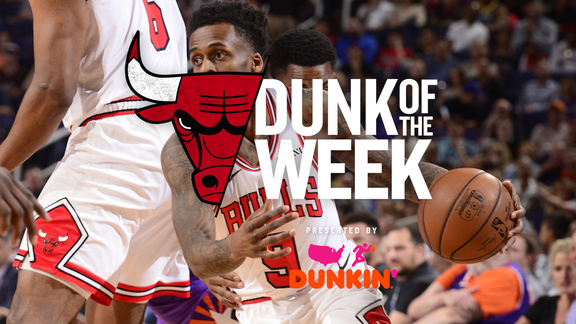 Dunk of the Week - 3.23.19