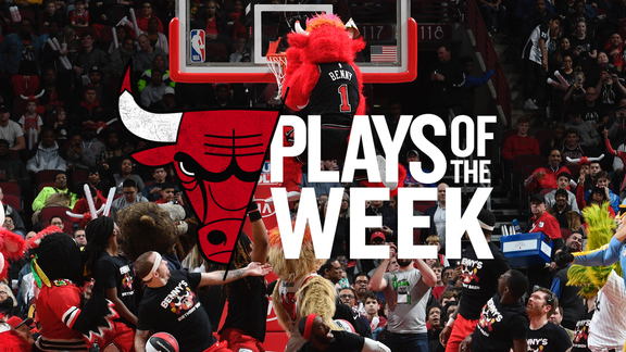 Plays of the Week 3.25.19