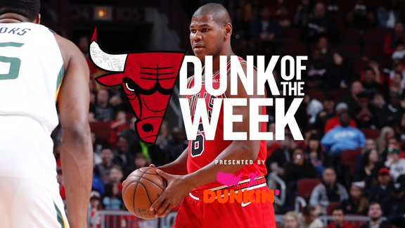 Dunk of the Week - 4.1.19