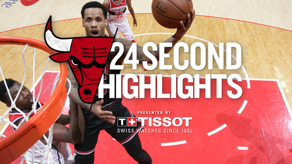 Tissot 24 Second Highlight - 4.3.19